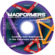 New Magformers CD-ROM!