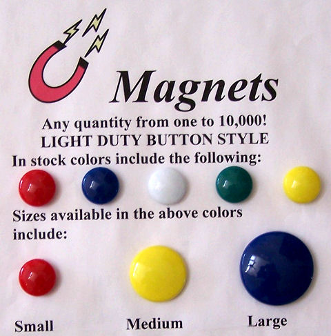 Colored Magnets
